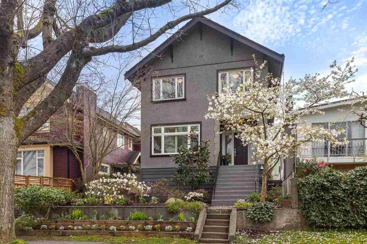 "Main Photo: 2156 - 2158 E 2ND Avenue in Vancouver: Grandview VE House for sale in ""COMMERCIAL DRIVE"" (Vancouver East)  : MLS® # R2158593"