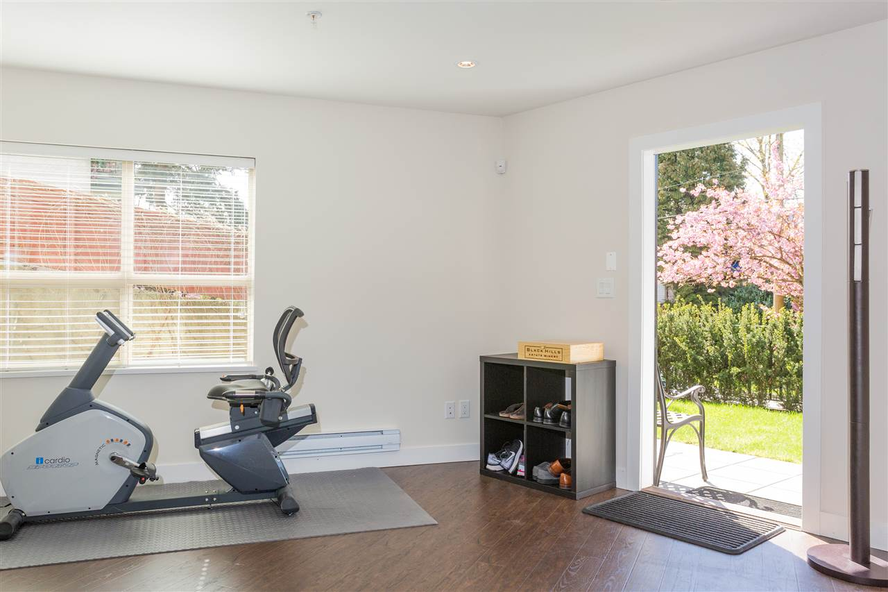"Photo 19: 2110 ETON Street in Vancouver: Hastings Townhouse for sale in ""ETON CREST"" (Vancouver East)  : MLS® # R2161026"