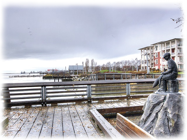 Steveston Boardwalk