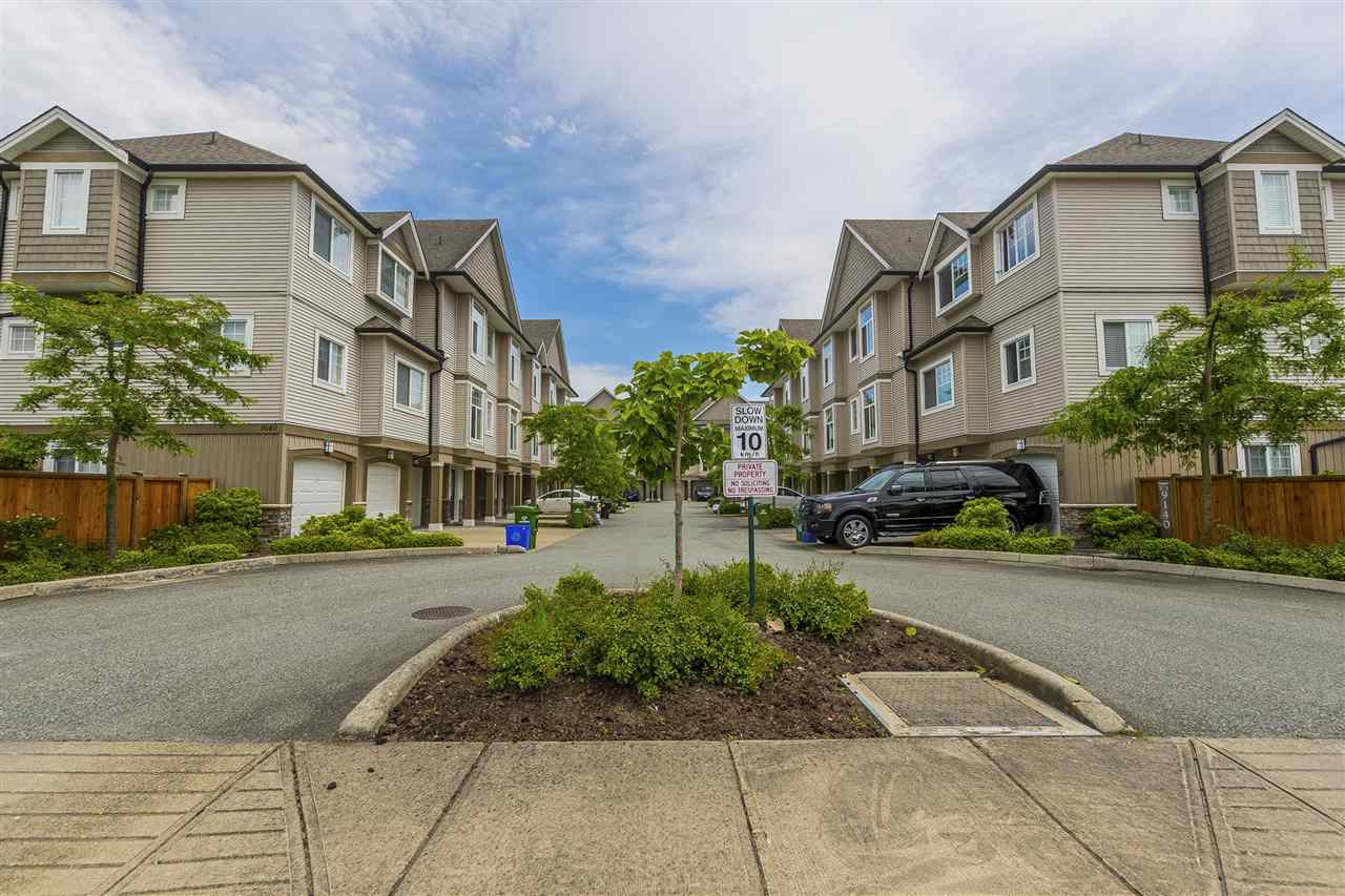 Main Photo: 13 9140 HAZEL Street in Chilliwack: Chilliwack E Young-Yale Townhouse for sale : MLS(r) # R2175098