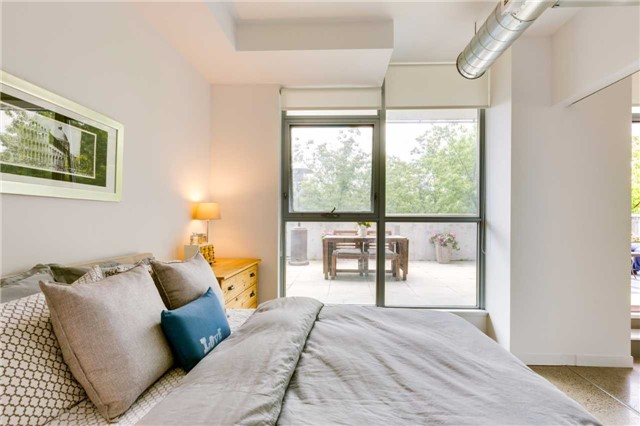 Photo 9: 510 King St E Unit #409 in Toronto: Moss Park Condo for sale (Toronto C08)  : MLS(r) # C3840307