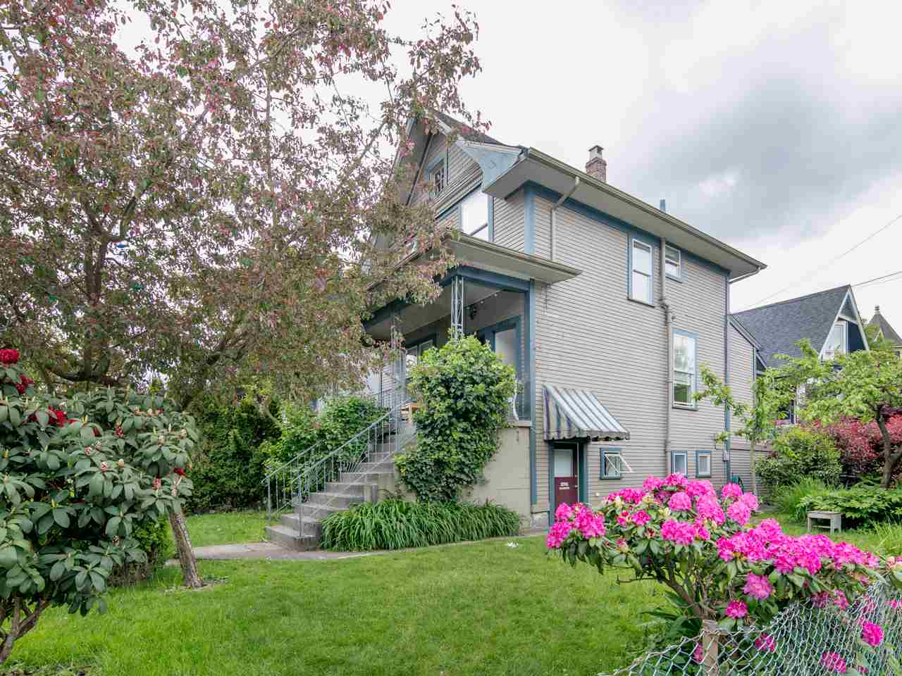 Main Photo: 1505 SALSBURY Drive in Vancouver: Grandview VE House for sale (Vancouver East)  : MLS® # R2179781