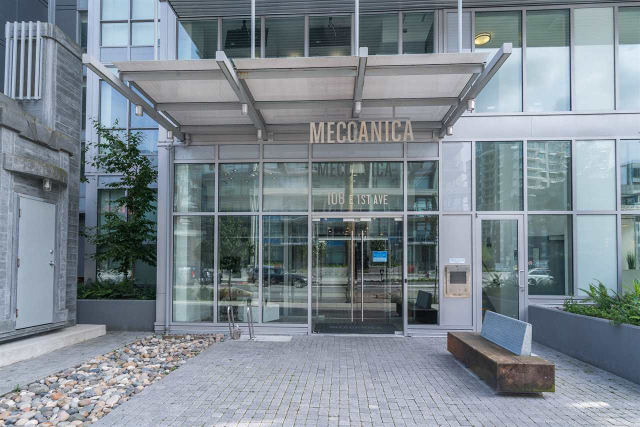 "Main Photo: 607 108 E 1ST Avenue in Vancouver: Mount Pleasant VE Condo for sale in ""MECCANICA"" (Vancouver East)  : MLS(r) # R2180778"
