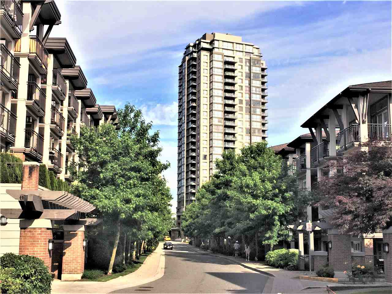 "Main Photo: 2102 4888 BRENTWOOD Drive in Burnaby: Brentwood Park Condo for sale in ""FITZGERALD"" (Burnaby North)  : MLS(r) # R2182038"