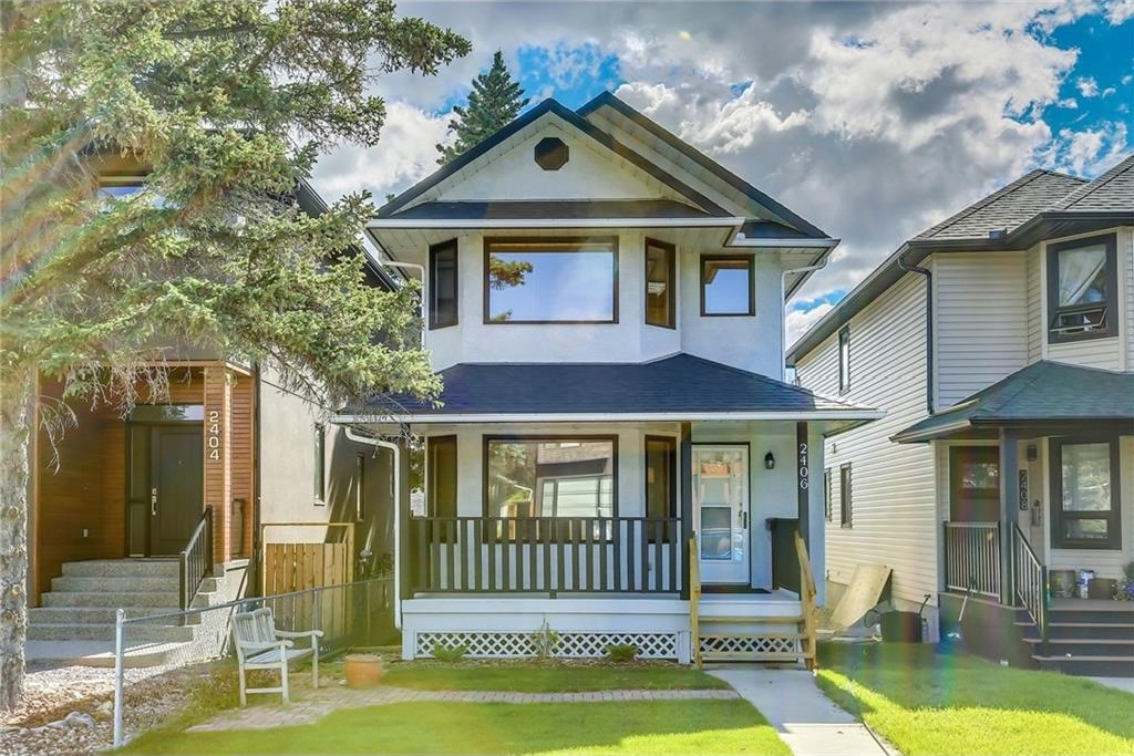 Main Photo: 2406 31 Street SW in Calgary: Killarney/Glengarry House for sale : MLS(r) # C4124525