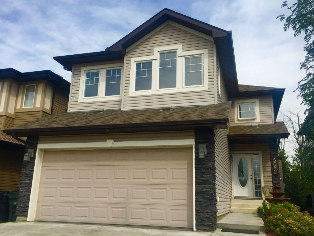 Main Photo: 5052 Sunview Drive: Sherwood Park House for sale : MLS® # E4079702