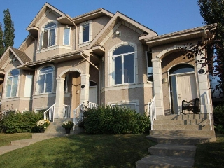 Main Photo: 7 101 Jim Common Drive: Sherwood Park Townhouse for sale : MLS® # E4081552