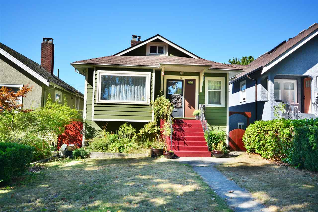 Photo 2: 515 SKEENA Street in Vancouver: Renfrew VE House for sale (Vancouver East)  : MLS® # R2205216