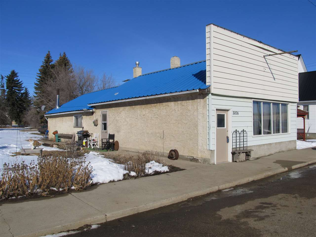 Main Photo: 5076 50 Street: Waskatenau House for sale : MLS® # E4083955
