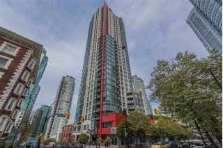 Main Photo: 602 1211 MELVILLE Street in Vancouver: Coal Harbour Condo for sale (Vancouver West)  : MLS® # R2219859
