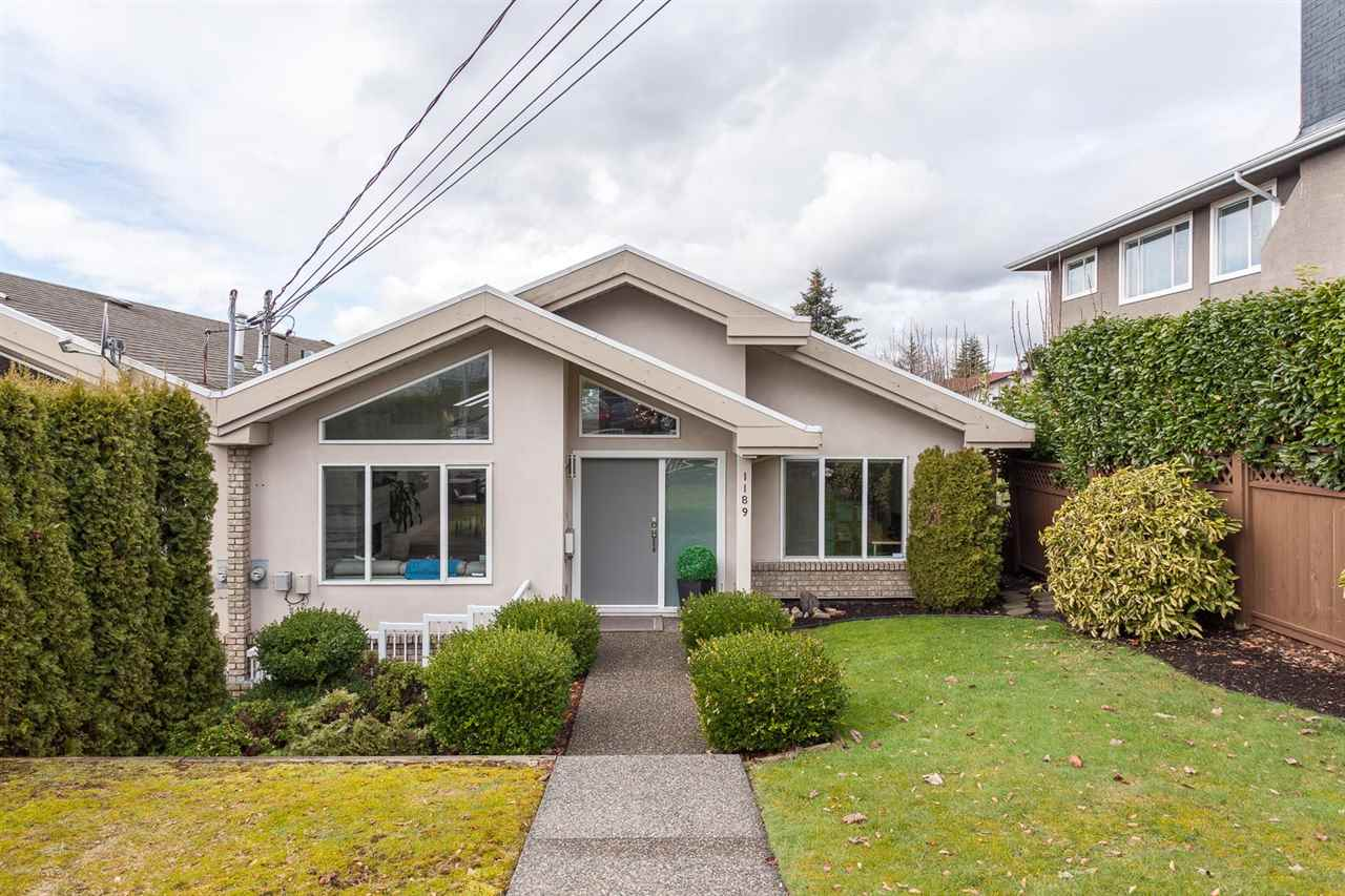FEATURED LISTING: 1189 PHILLIPS Avenue Burnaby