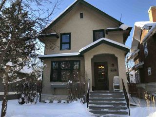 Main Photo: 10308 121 Street NW in Edmonton: Zone 12 House for sale : MLS® # E4096099