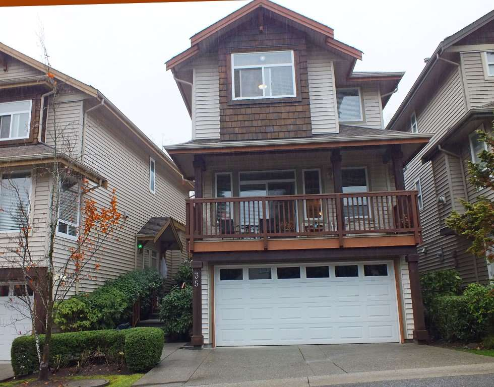 Main Photo: 35 2387 ARGUE Street in Port Coquitlam: Citadel PQ House for sale : MLS® # R2244059