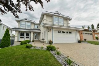 Main Photo: 358 O'Connor Close in Edmonton: Zone 14 House for sale : MLS®# E4121539