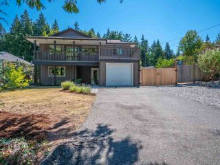 Main Photo: 7831 EAGLE Drive in Halfmoon Bay: Halfmn Bay Secret Cv Redroofs House for sale (Sunshine Coast)  : MLS®# R2290611