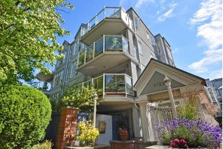 Main Photo: 303 8728 SW MARINE Drive in Vancouver: Marpole Condo for sale (Vancouver West)  : MLS®# R2311262