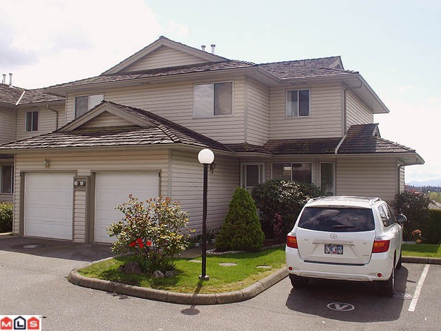 "Main Photo: 1 3070 TOWNLINE Road in Abbotsford: Abbotsford West Townhouse for sale in ""Westfield Place"" : MLS® # F1121210"