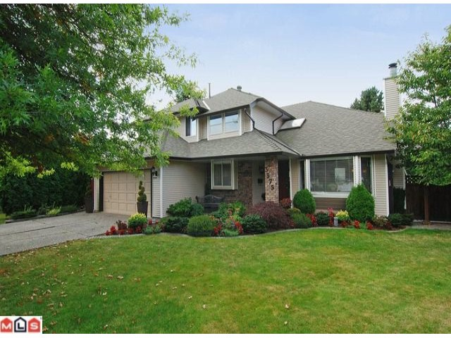 "Main Photo: 3375 197TH ST in Langley: Brookswood Langley House for sale in ""MEADOWBROOK"" : MLS® # F1224556"