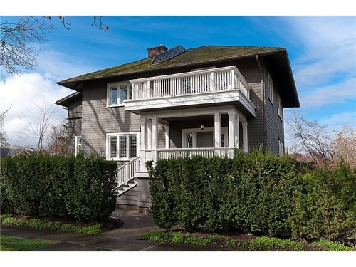 Main Photo: 5837 ELM Street in Vancouver West: Kerrisdale Home for sale ()  : MLS(r) # V954618