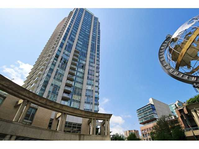 "Main Photo: 2302 188 KEEFER Place in Vancouver: Downtown VW Condo for sale in ""Espana II"" (Vancouver West)  : MLS®# V1063175"