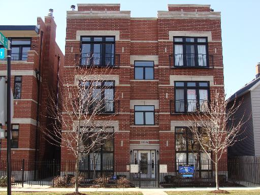 Main Photo: 2174 Stave Street Unit 3 in CHICAGO: Logan Square Condo, Co-op, Townhome for sale ()  : MLS®# 08656547