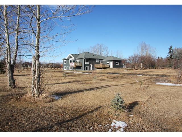Main Photo: 1 Silvertip Drive: Rural Foothills M.D. House for sale : MLS® # C4041779