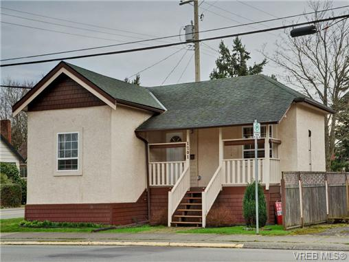 Main Photo: 1201 Lyall Street in VICTORIA: Es Saxe Point Single Family Detached for sale (Esquimalt)  : MLS® # 360092
