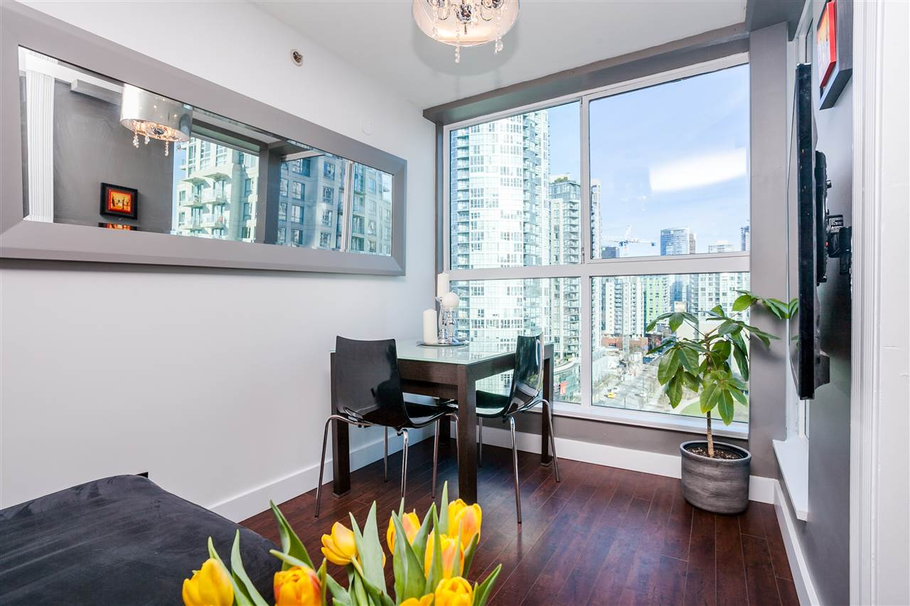 "Photo 7: 807 1238 SEYMOUR Street in Vancouver: Downtown VW Condo for sale in ""SPACE"" (Vancouver West)  : MLS(r) # R2033059"