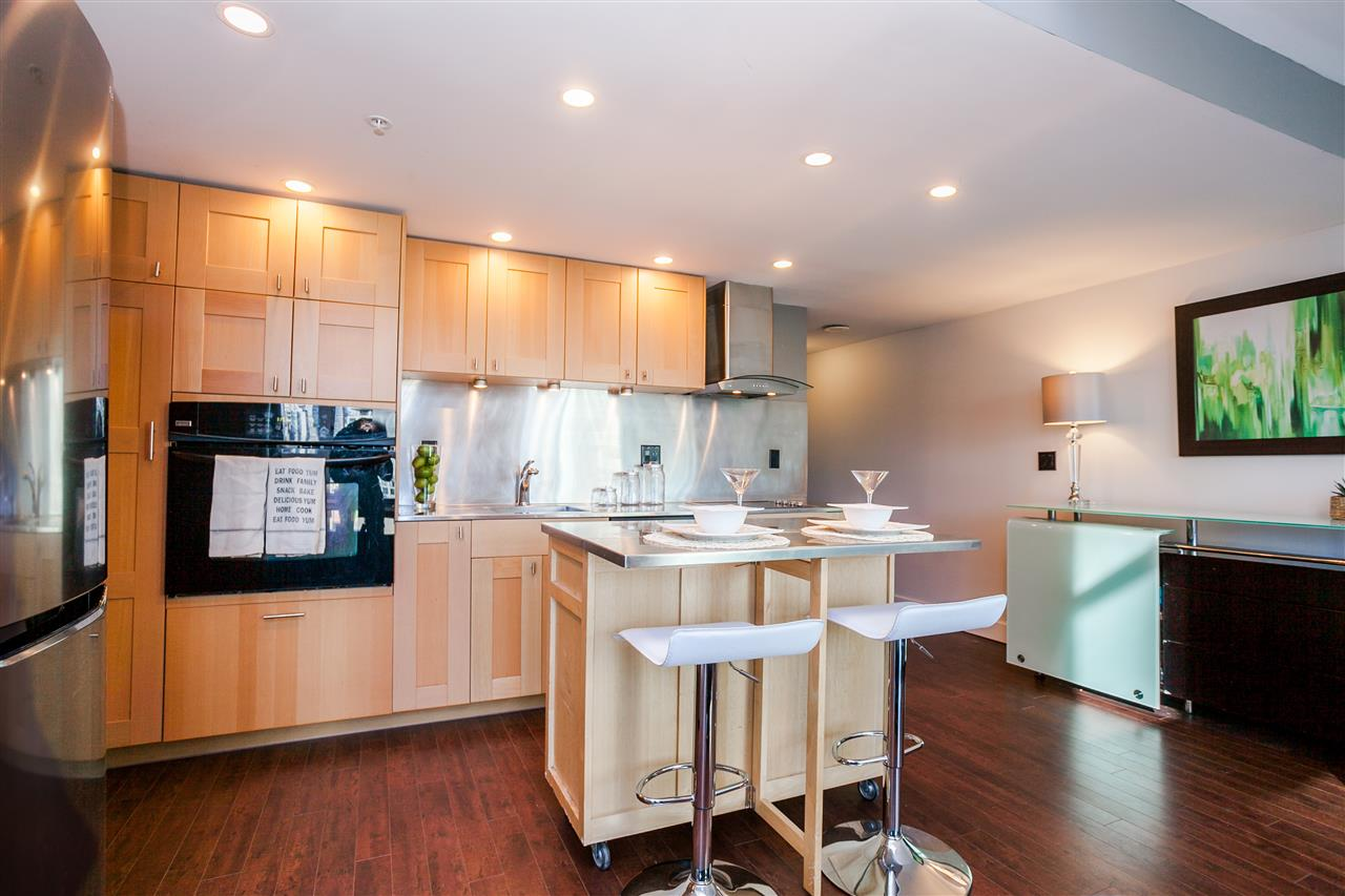 "Photo 5: 807 1238 SEYMOUR Street in Vancouver: Downtown VW Condo for sale in ""SPACE"" (Vancouver West)  : MLS(r) # R2033059"