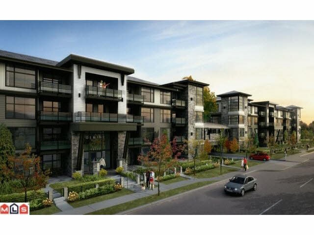 "Main Photo: 110 15310 17A Avenue in Surrey: King George Corridor Condo for sale in ""Gemini II"" (South Surrey White Rock)  : MLS(r) # R2045151"