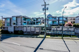 "Main Photo: 201 1318 W 6TH Avenue in Vancouver: Fairview VW Condo for sale in ""BIRCH GARDENS"" (Vancouver West)  : MLS® # R2052366"