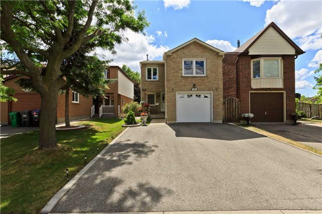 Main Photo: 4383 Lee Drive in Mississauga: Rathwood House (2-Storey) for sale : MLS® # W3541672
