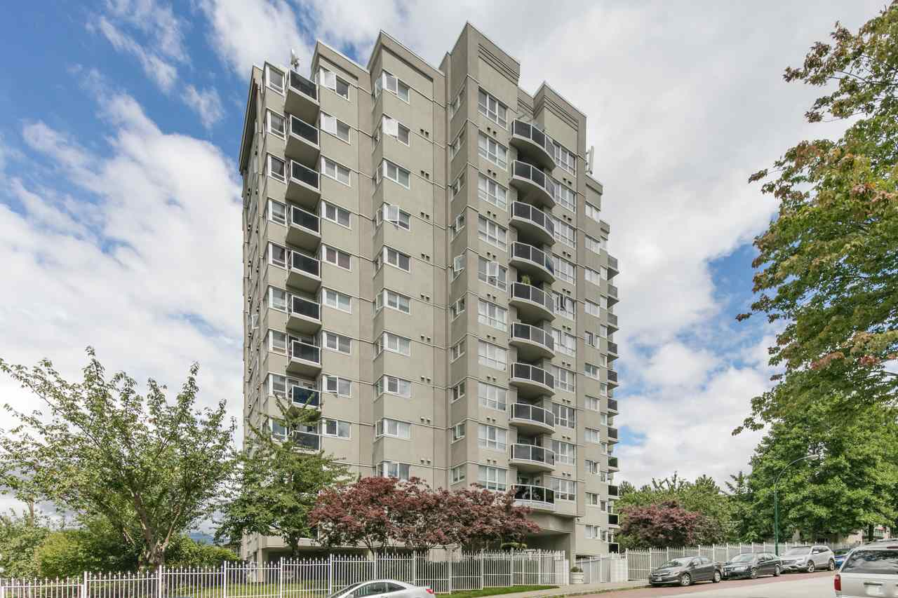 "Main Photo: 904 1833 FRANCES Street in Vancouver: Hastings Condo for sale in ""PANORAMA GARDENS"" (Vancouver East)  : MLS® # R2093366"
