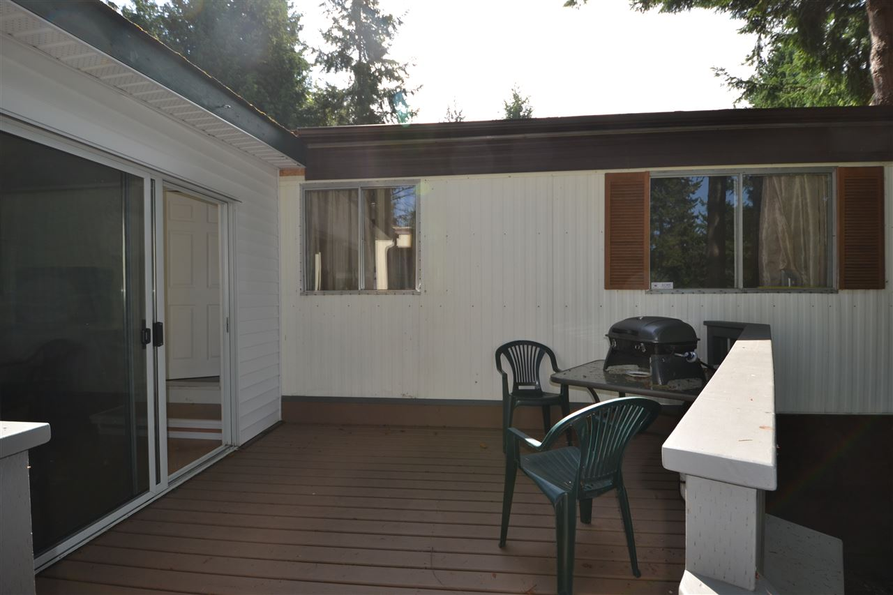 Photo 13: Photos: 21 5288 SELMA PARK Road in Sechelt: Sechelt District Manufactured Home for sale (Sunshine Coast)  : MLS®# R2096137