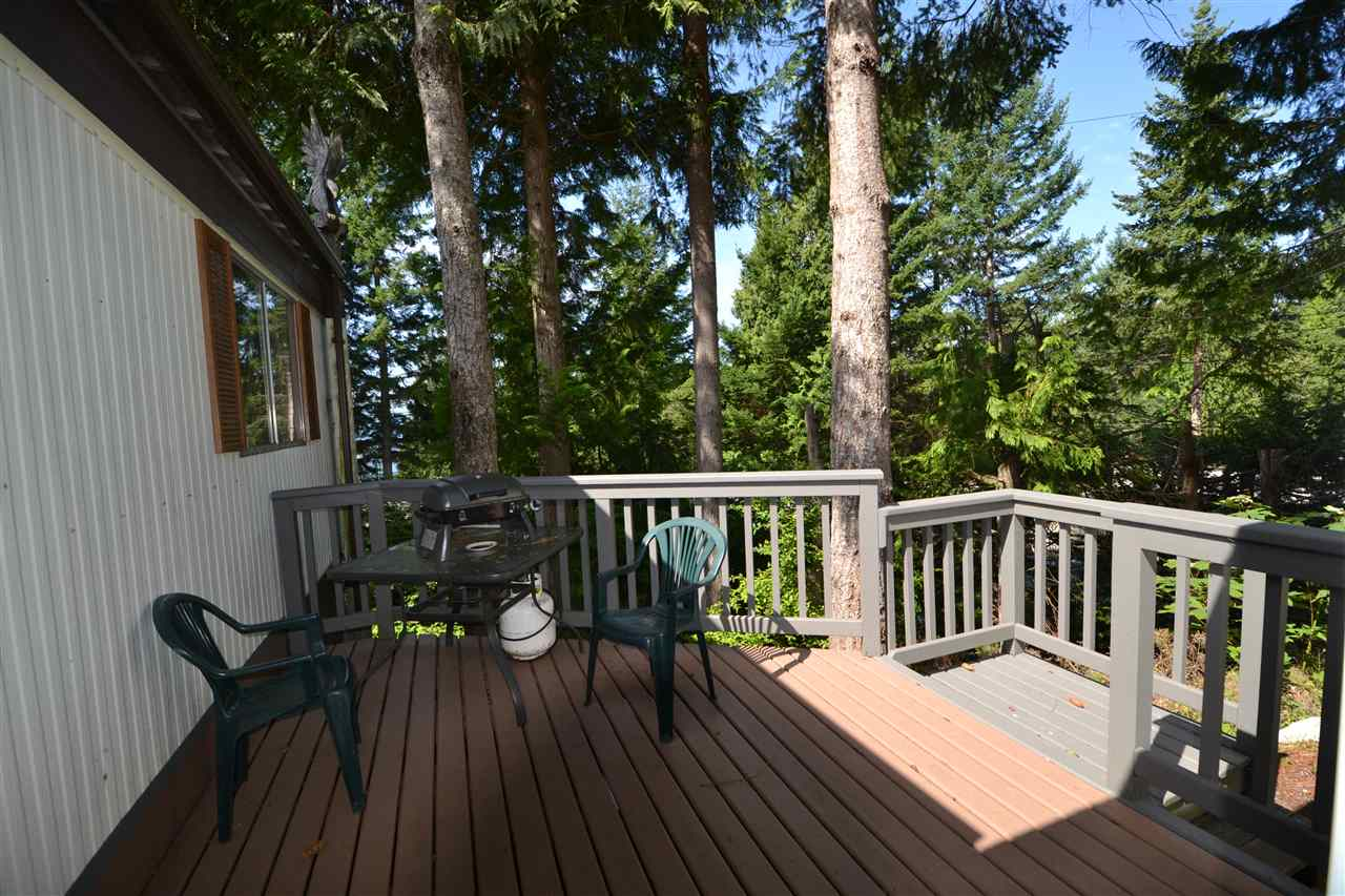 Photo 11: Photos: 21 5288 SELMA PARK Road in Sechelt: Sechelt District Manufactured Home for sale (Sunshine Coast)  : MLS®# R2096137