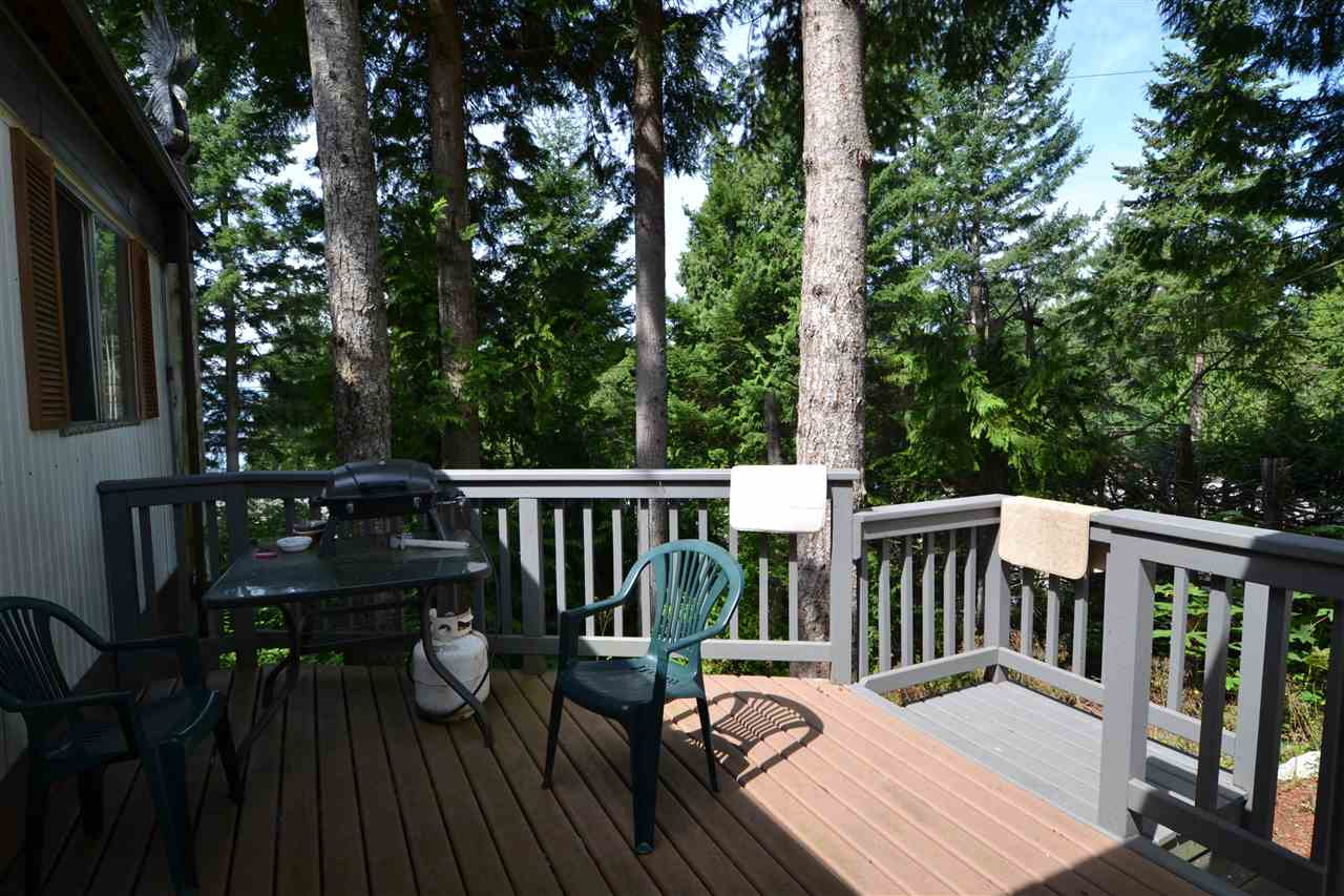 Photo 17: Photos: 21 5288 SELMA PARK Road in Sechelt: Sechelt District Manufactured Home for sale (Sunshine Coast)  : MLS®# R2096137