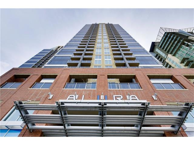 Main Photo: 1704 1320 1 Street SE in Calgary: Beltline Condo for sale : MLS(r) # C4102501