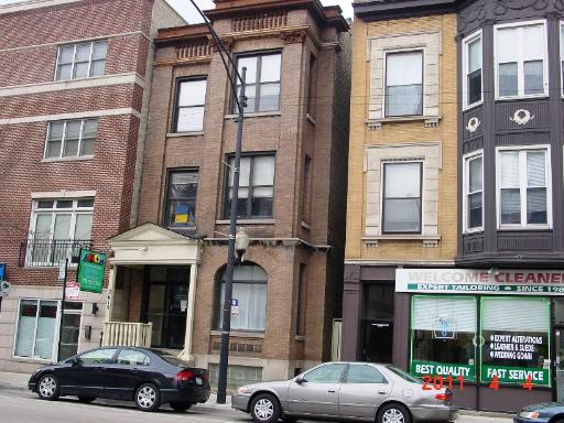 Main Photo: 2619 HALSTED Street Unit 1 in CHICAGO: CHI - Lincoln Park Rentals for rent ()  : MLS® # 09566835