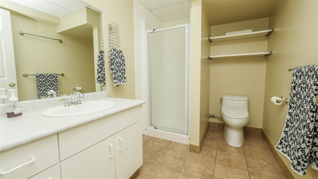 Basement 3 pce. bathroom