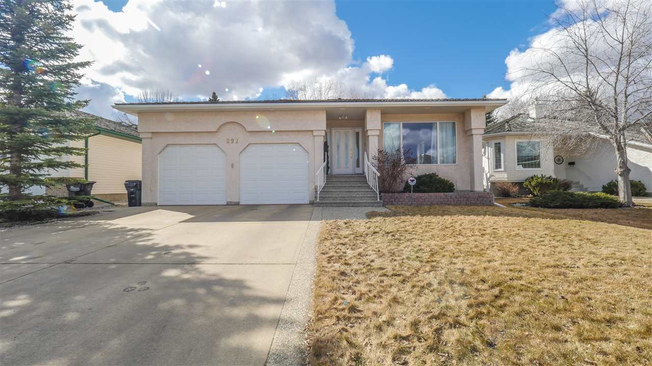 Main Photo: 292 NORWOOD Court: Sherwood Park House for sale : MLS(r) # E4057619