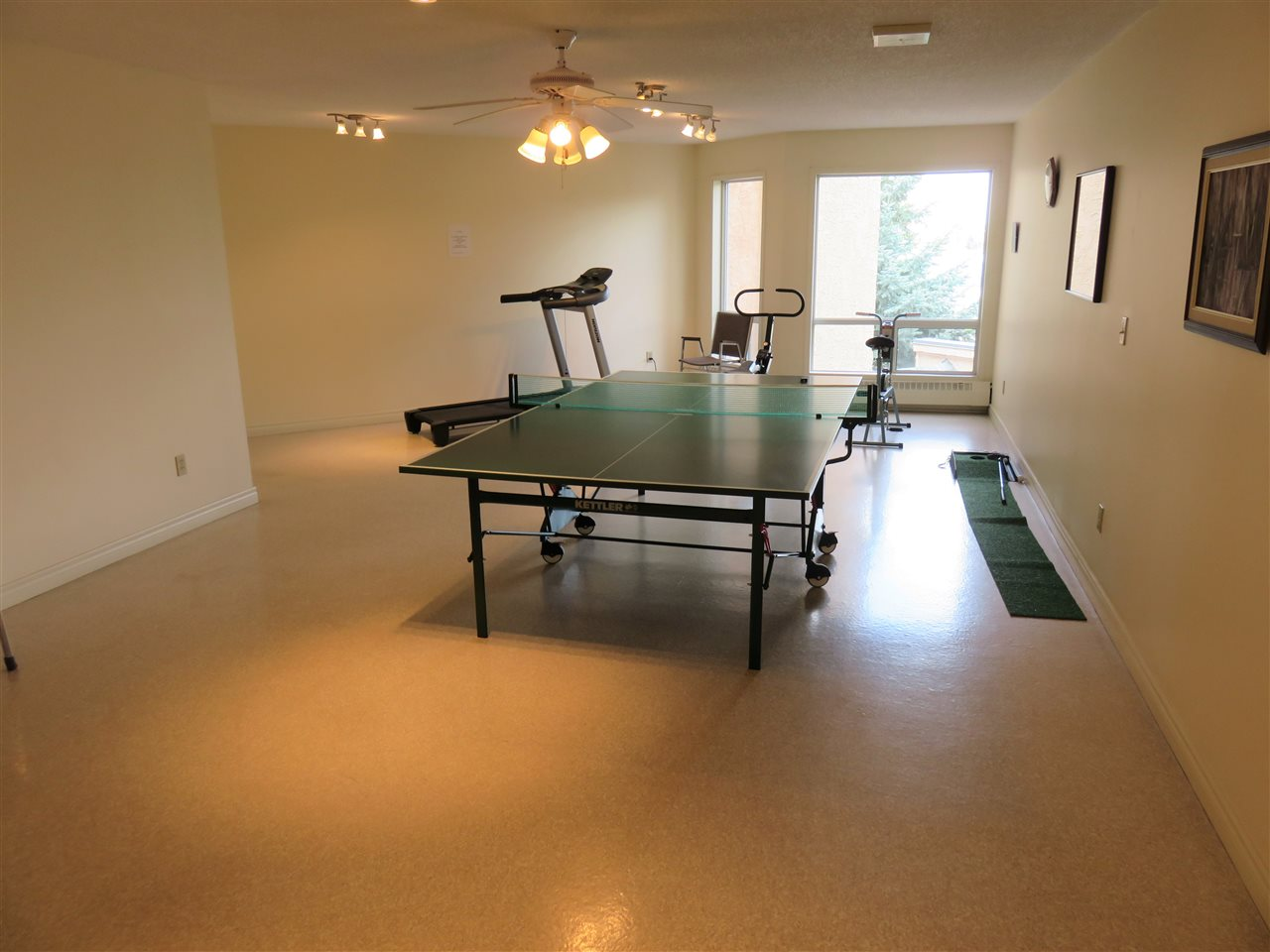 View of the 3rd Ping Pong Room! :)