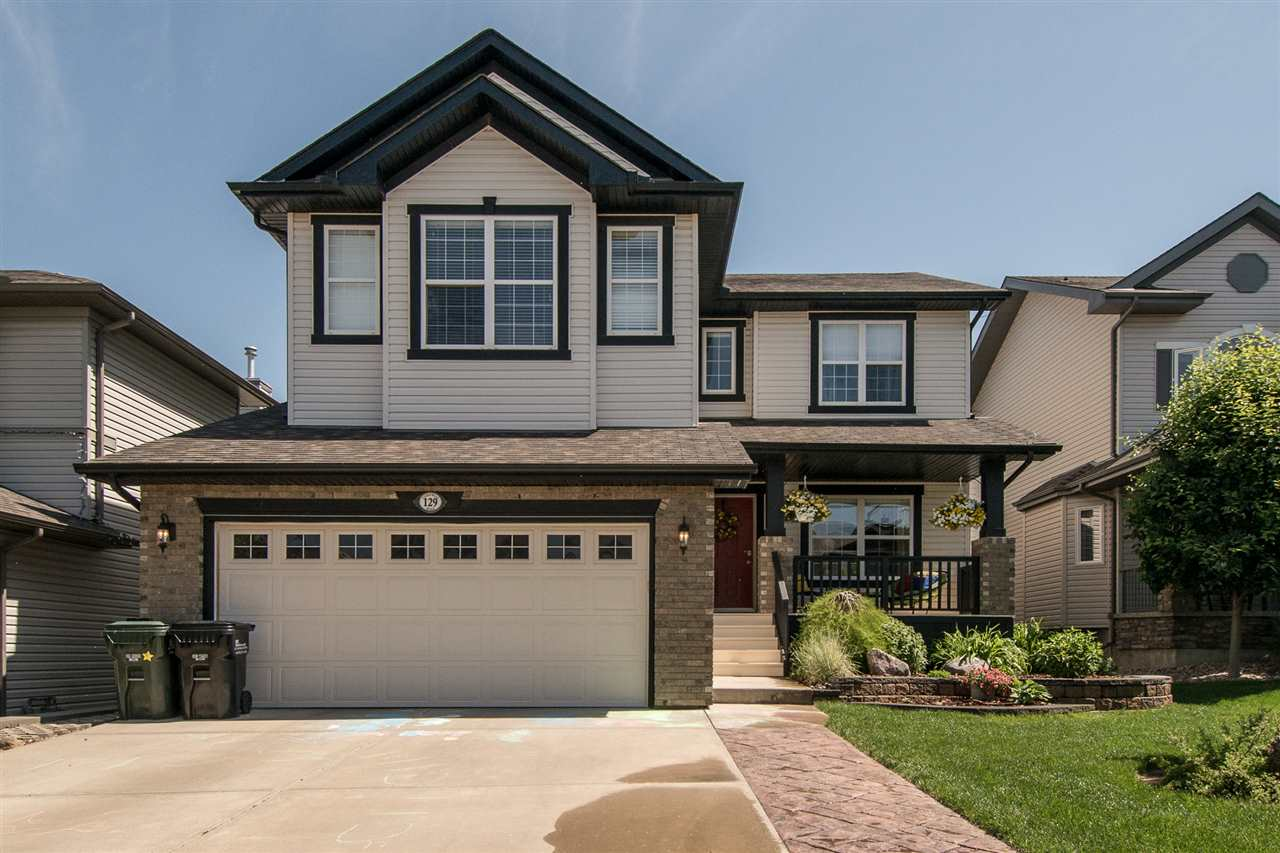 Main Photo: 129 CORNWALL Road: Sherwood Park House for sale : MLS(r) # E4063805