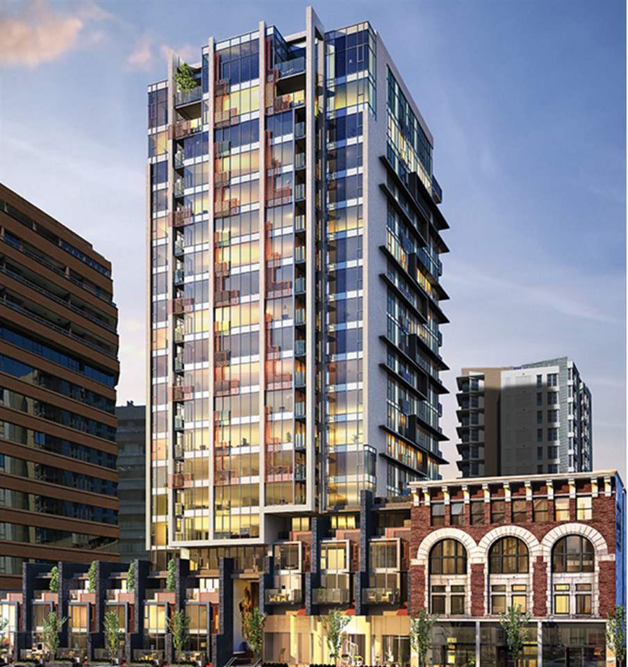 Main Photo: 605 1133 HORNBY Street in Vancouver: Downtown VW Condo for sale (Vancouver West)  : MLS(r) # R2166797