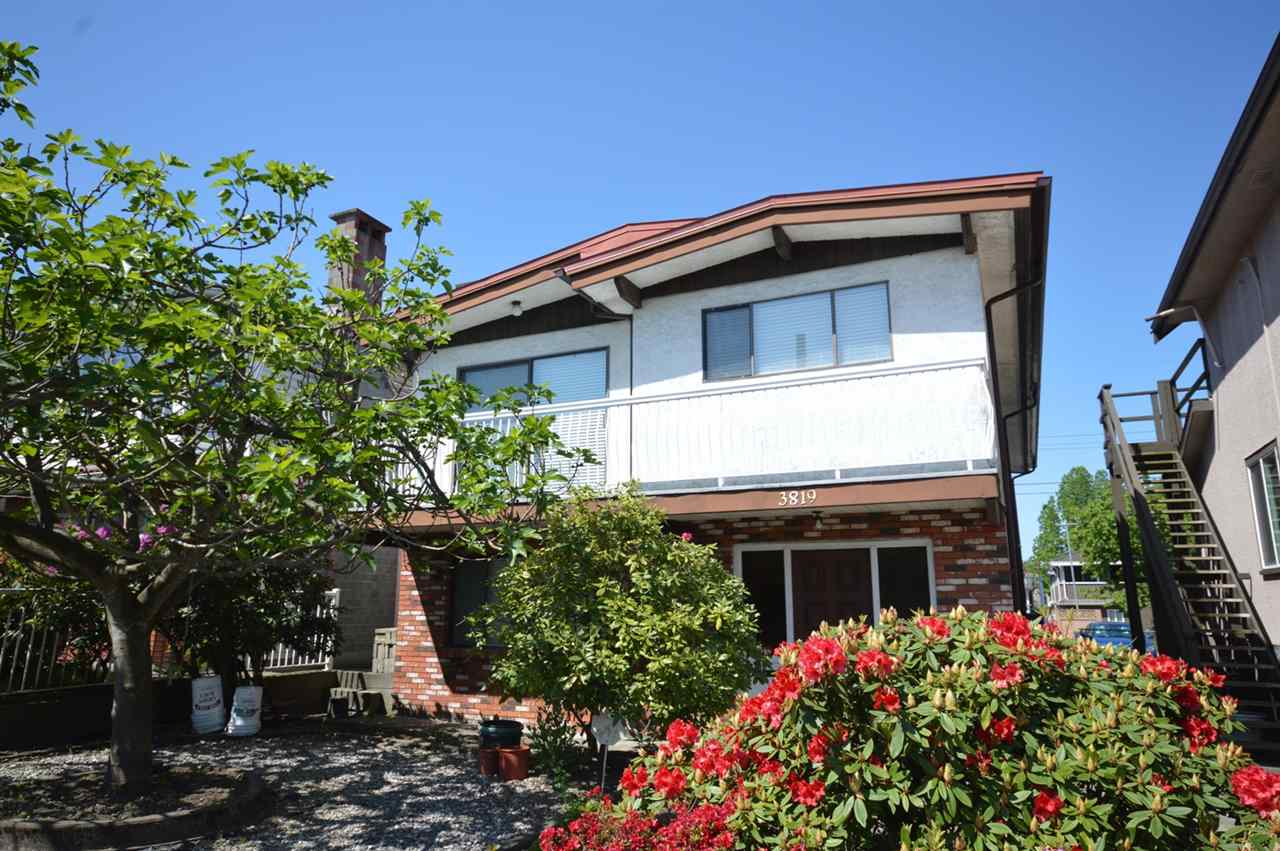 Main Photo: 3819 VICTORIA Drive in Vancouver: Victoria VE House for sale (Vancouver East)  : MLS® # R2170601