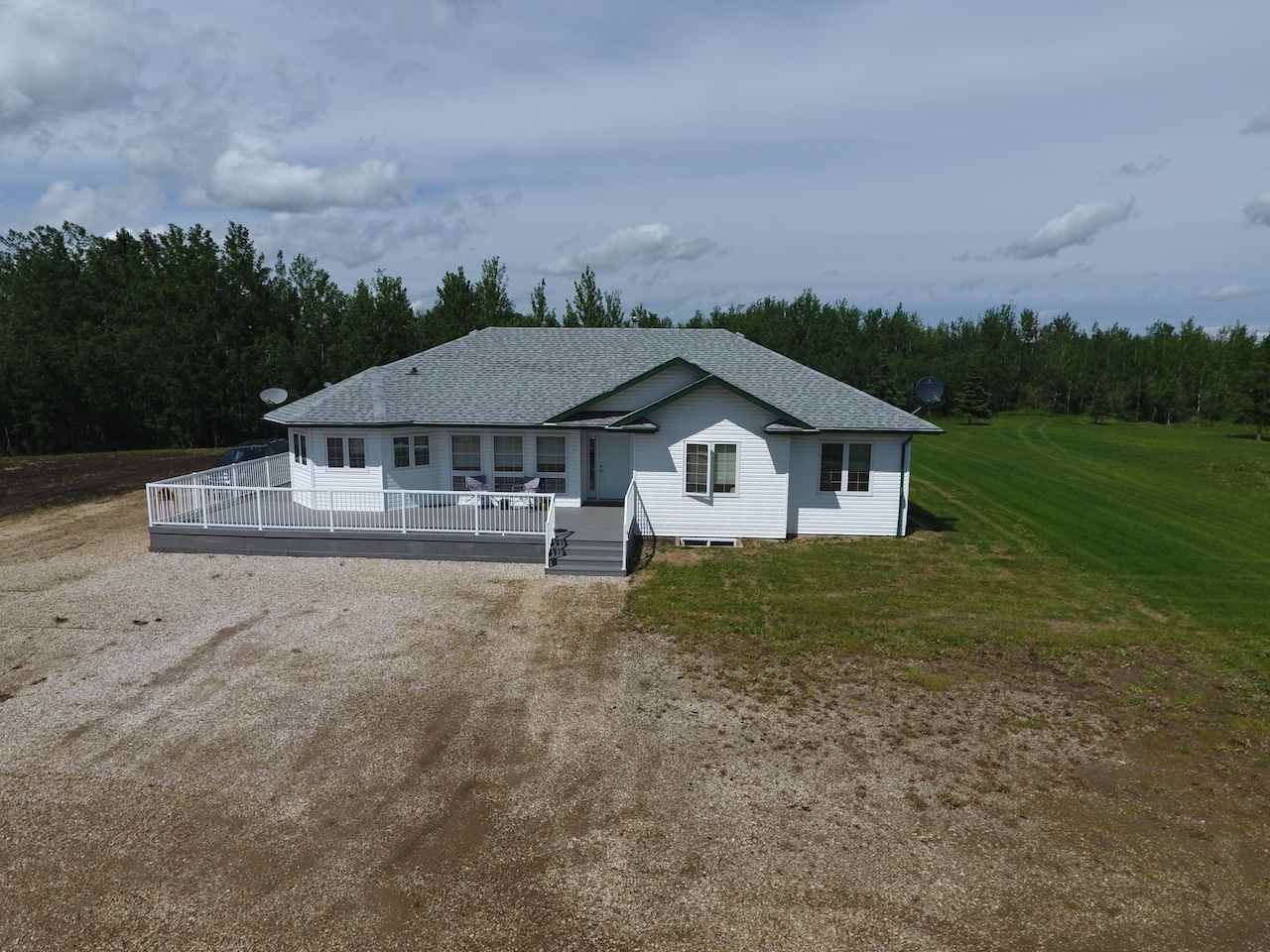 Main Photo: 1511 Twp 562: Rural Lac Ste. Anne County House for sale : MLS® # E4067428