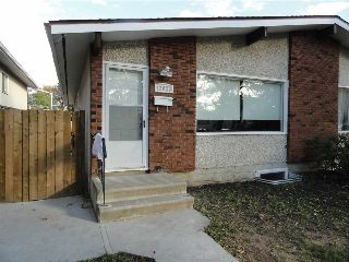 Main Photo: 12023 85 Street in Edmonton: Zone 05 House Half Duplex for sale : MLS® # E4084952