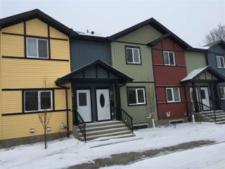 Main Photo:  in Edmonton: Zone 21 Townhouse for sale : MLS® # E4093786