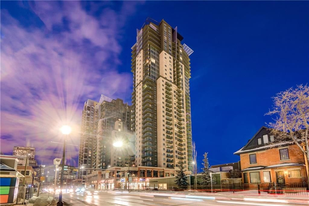 Main Photo: 1907 210 15 Avenue SE in Calgary: Beltline Condo for sale : MLS® # C4167768