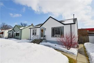 Main Photo: 36 Glenlawn Avenue in Winnipeg: Elm Park Residential for sale (2C)  : MLS® # 1806385