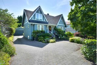 Main Photo: 5910 BLENHEIM Street in Vancouver: Kerrisdale House for sale (Vancouver West)  : MLS® # R2250595